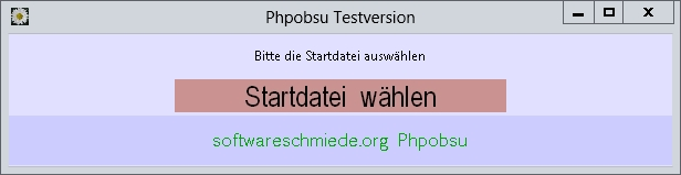 Click to view PHP Obfuscator Phpobsu 3.0.0.0 screenshot