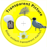 Bilder transparent machen